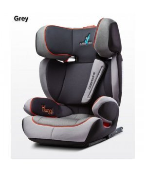 Автокресло Caretero Huggi ISOFIX Grey
