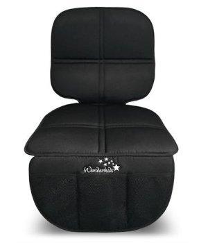 Защитный коврик на автомобильное сидение Wonderkids Черный WK10-SM01-001